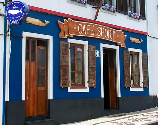 Peter Cafe Sport, Horta
