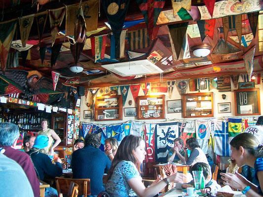 Azoren Seglerkneipe Peter Cafe Sport, Horta