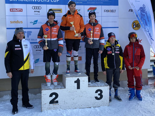 Slalom KU16