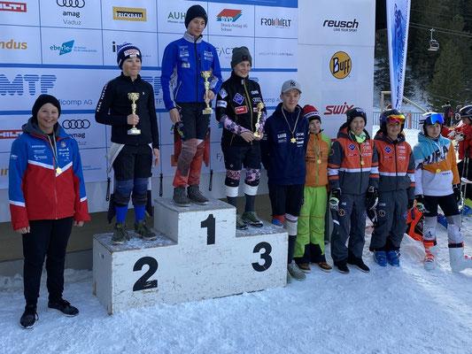 Slalom KU14