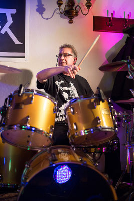 Castrock - Drummer Holgi