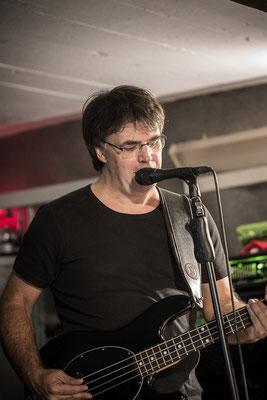 Castrock: Gründungsmitglied und Bassist Micha