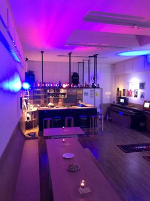 Sicht in Richtung Bar und Eingangsbereich