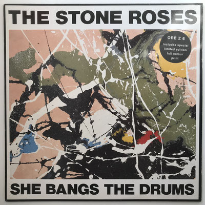 """She Bans The Drum 12""""s"""