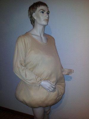Fatsuit / XXL-Körper z.B. für Samichlaus