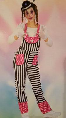 lustige, bunte Kostüme /Clowns