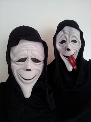 Halloween /Geister