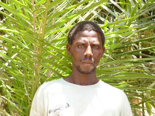 Momodou Jatta, stellvertretender Kindergartenleiter in Tubakuta