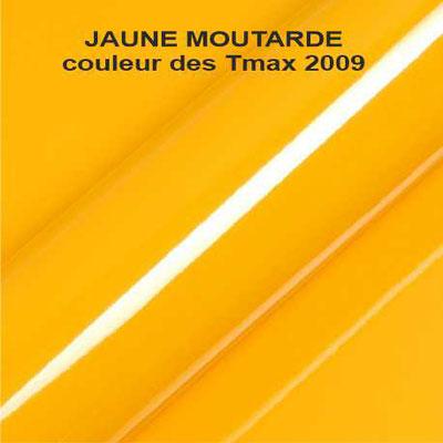 Jaune moutarde des 2009