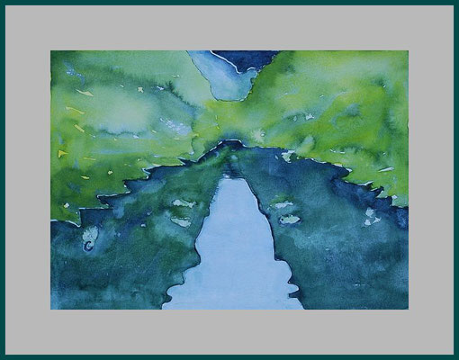 Das Leben ist ein Fluss