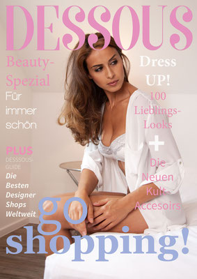 Magazine und Flyer