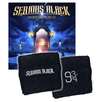 Special edition with wristband
