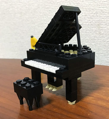 『ピアノ』2018年6月