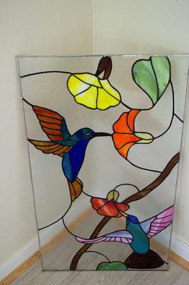Vitrail Colibri (Claudette)