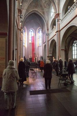 KARFREITAG  2021 (FOTO: ANNA C. WAGNER - LYSKIRCHEN)