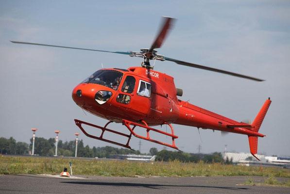 Hubschrauber Berlin