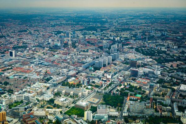 Hubschrasuberflug Berlin