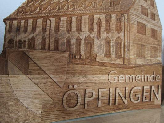 Rathaus Öpfingen / kreativ-fraesen