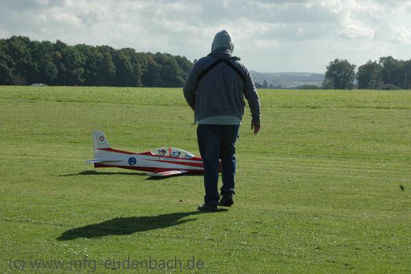 trotzdem super Landung :)