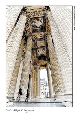Paris Panthéon © Nicolas GIRAUD