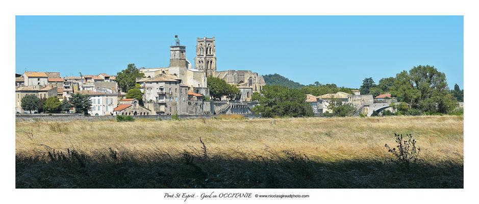 Pont St Esprit - Gard Rhodanien © Nicolas GIRAUD