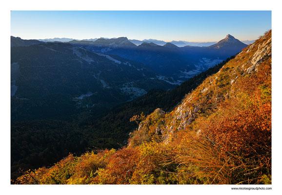 Le Racapé  - P.N.R. Massif de la Chartreuse