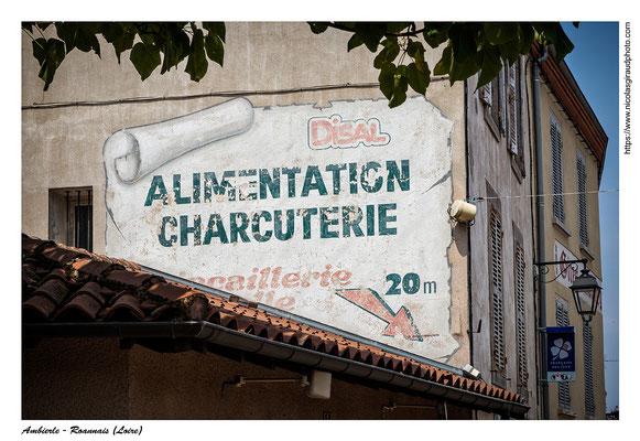 Ambierle - Loire © Nicolas GIRAUD