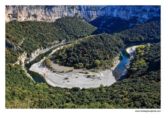 Cirque de la Madeleine - Gorges de l'Ardèche