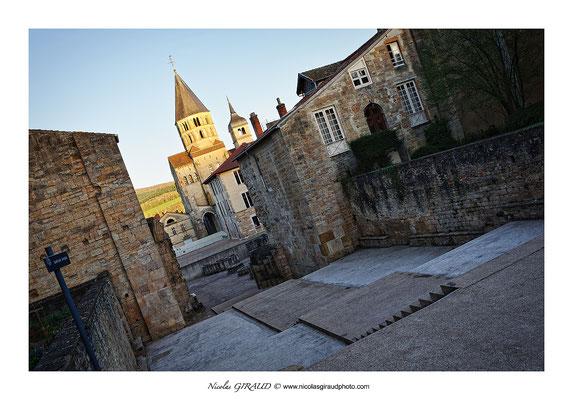 Cluny - Saône et Loire © Nicolas GIRAUD