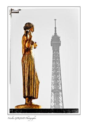 Paris Trocadero © Nicolas GIRAUD