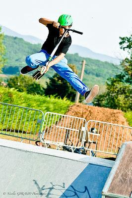 Skate Park © Nicolas GIRAUD