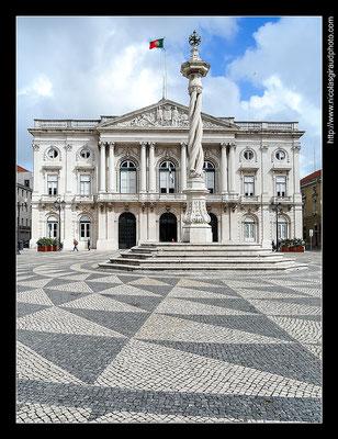 Praça do Municipo - Lisbonne © Nicolas GIRAUD