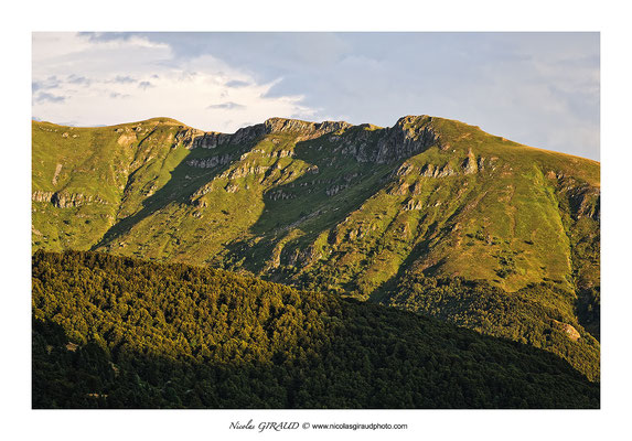 Arpons du Diable - Monts du Cantal © Nicolas GIRAUD