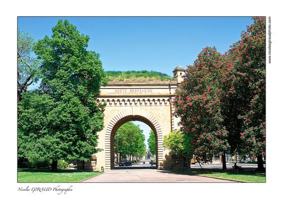 Porte Serpenoise © Nicolas GIRAUD