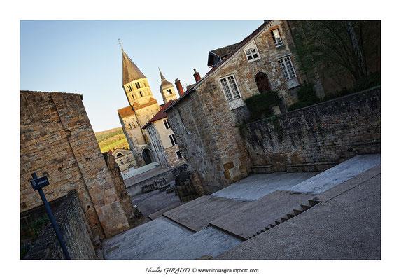 Abbaye de Cluny © Nicolas GIRAUD