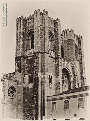 Catédral Sé Patriarcal - Lisbonne © Nicolas GIRAUD