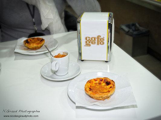 Pasteis de nata - Lisbonne © Nicolas GIRAUD