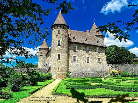Château de Virieu - Dauphiné © Nicolas GIRAUD