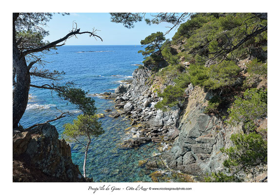 Sentier du litorral - Presqu'île de Giens © Nicolas GIRAUD