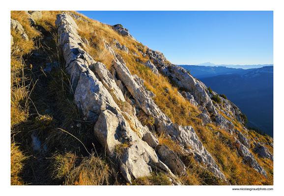 Grand Som  - P.N.R. Massif de la Chartreuse