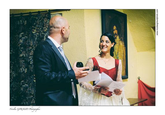 Nadia & Stéphane © Nicolas GIRAUD