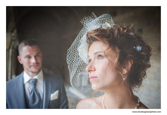 Manon & Guillaume © Nicolas GIRAUD