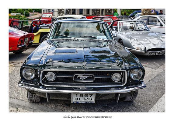 Ford Mustang © Nicolas GIRAUD