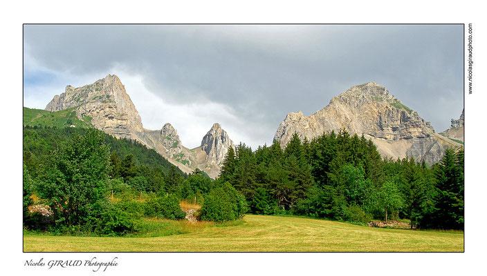 Les Aiguilles - La Jarjatte © Nicolas GIRAUD