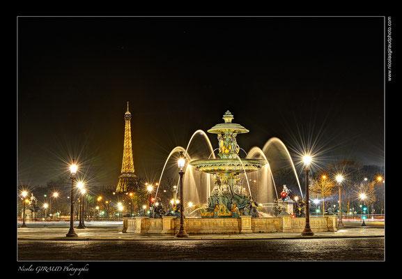 Paris Concorde © Nicolas GIRAUD