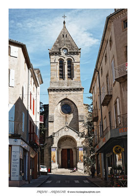 Privas - Ardèche  © Nicolas GIRAUD