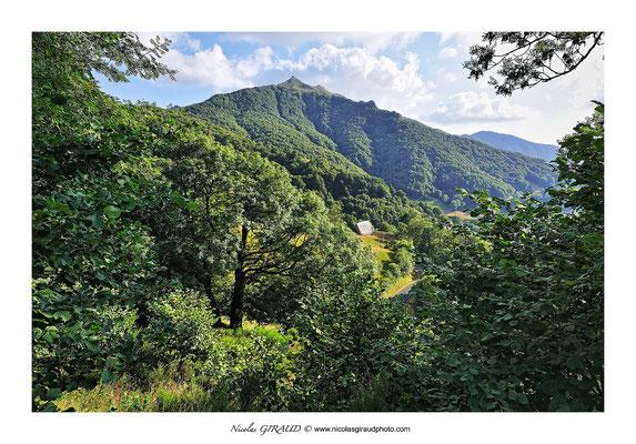 Elancèze - Monts du Cantal © Nicolas GIRAUD