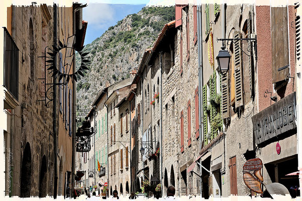Villefranche de Conflent - Pyrénées Orientales © Nicolas GIRAUD