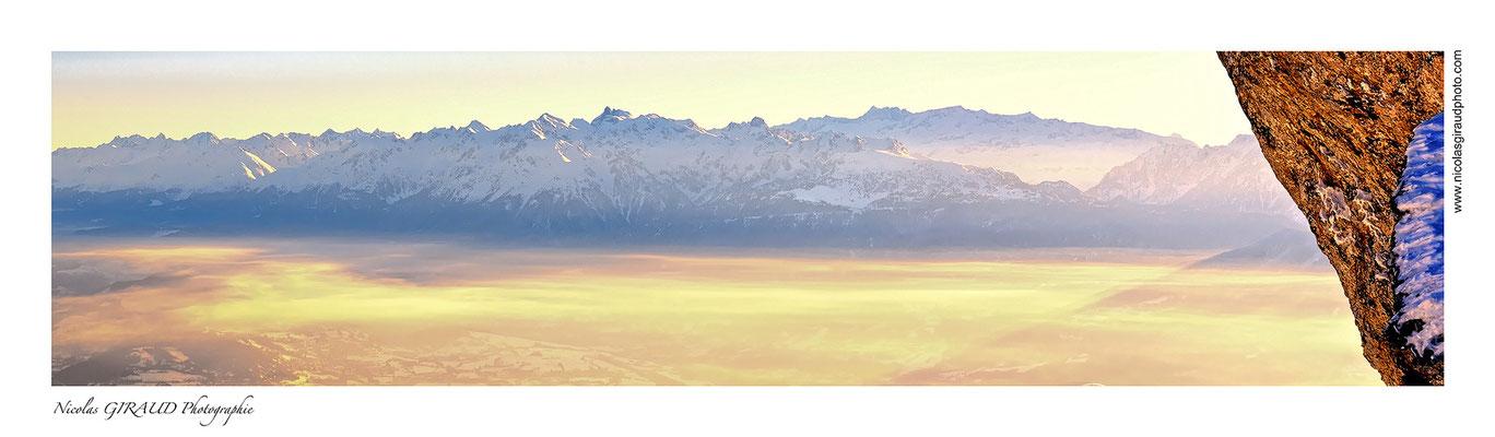 Lever Belledonne © Nicolas GIRAUD