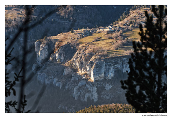 Gorge d'Engins - P.N.R. du Vercors © Nicolas GIRAUD